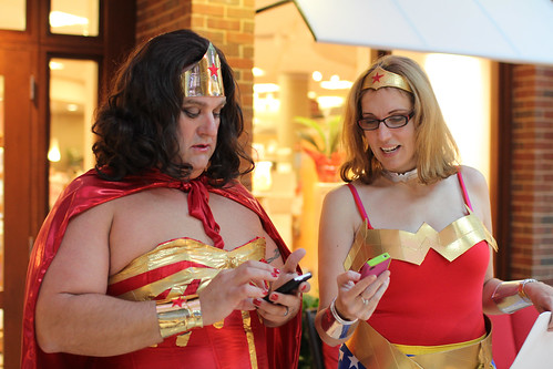305/365: Wonder Women
