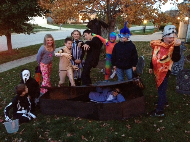 Halloween Hijinxs
