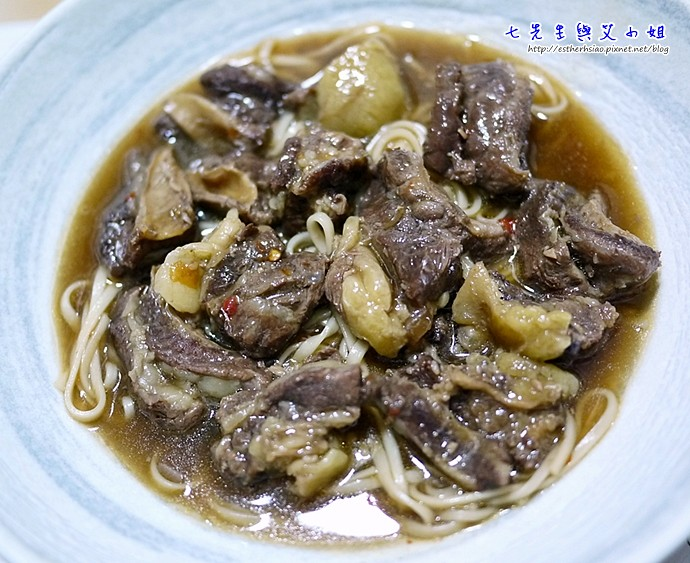 10 紅燒牛腩麵