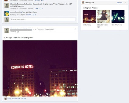 Facebook prueba nuevo formato de Timeline en los perfiles
