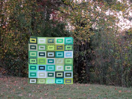 Emerald City quilt