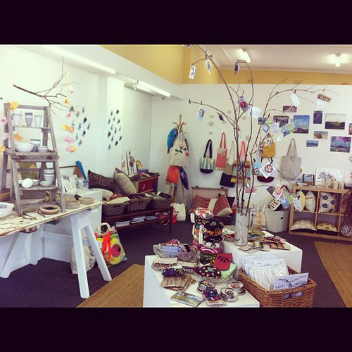 So many beautiful handmade wares at Hey Maker! pop up shop, murwillumbah #heymaker