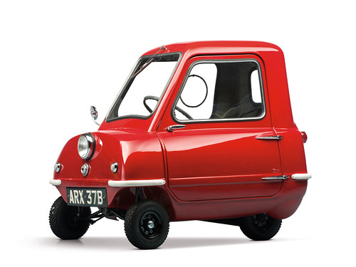 Microcar Peel P50 - 1964 - 1 by Fine Cars