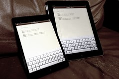 iPad miniの文字入力が超快適!iOSのソフトウェアキーボードがスゴイ理由