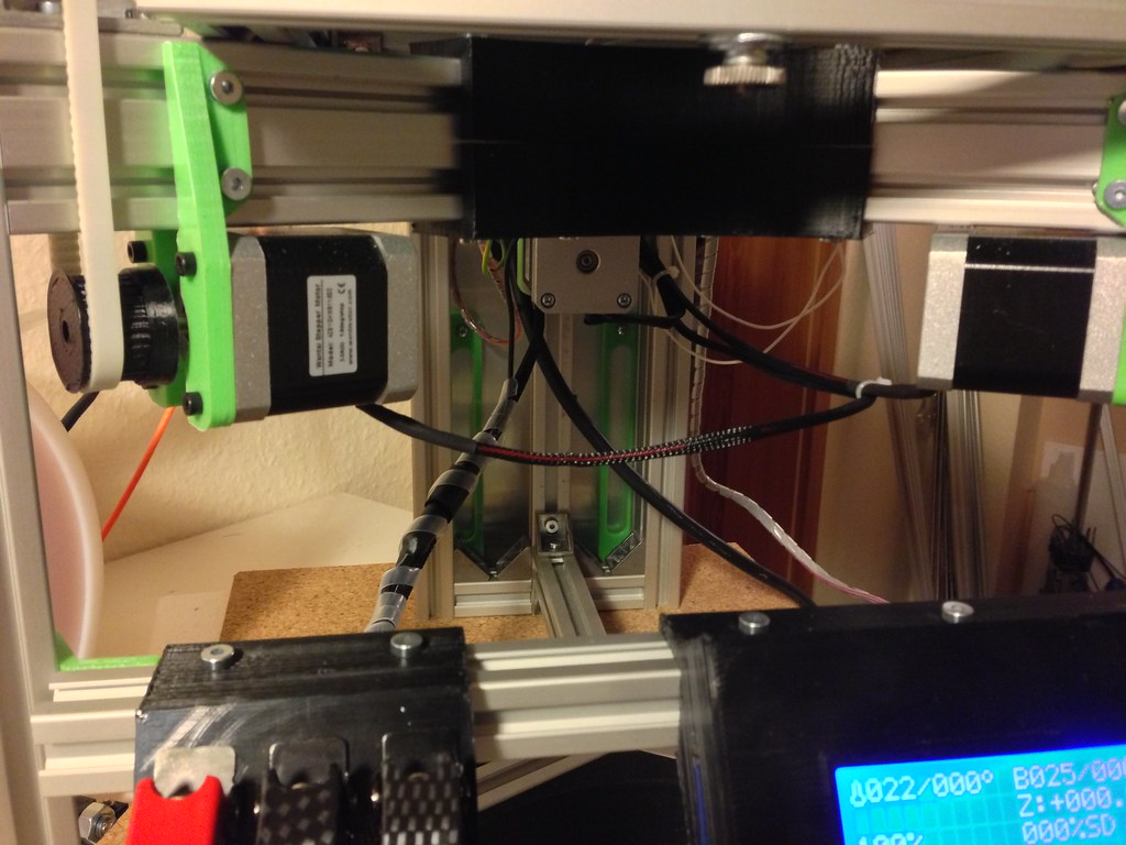 Galileo Delta 3D Printer