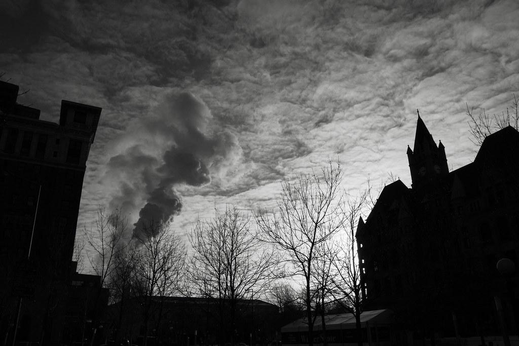 St. Paul, MN silhouette