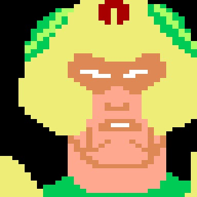 Johnny Alpha - Strontium Dog by StardubAndy