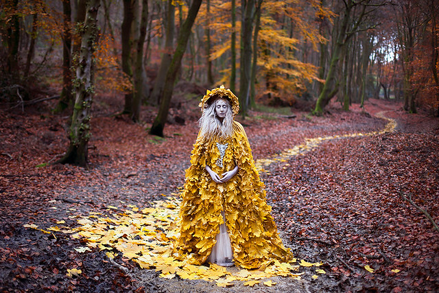 Kirsty Mitchell - Wonderland 'The Guidance of Stray Souls'