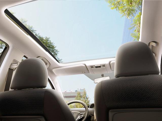 Toyota Verso 2013 Interior
