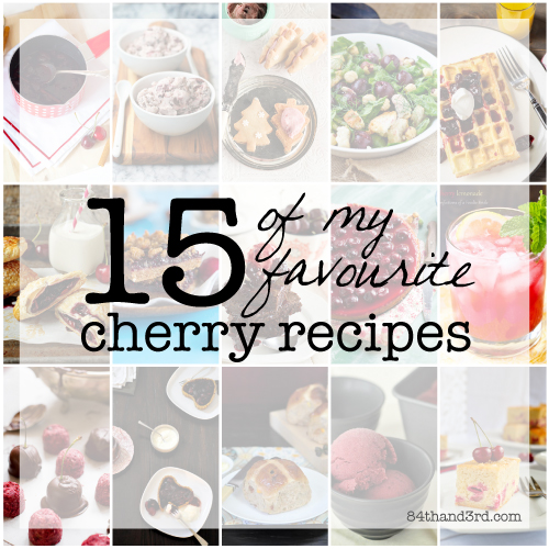 15CherryRecipes