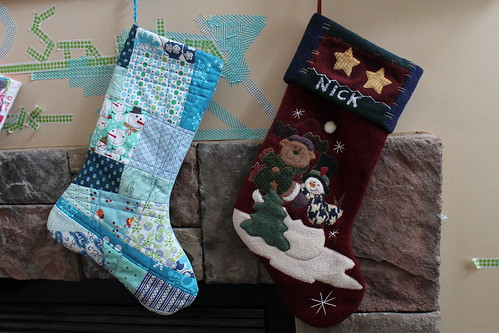 new christmas stockings 2012