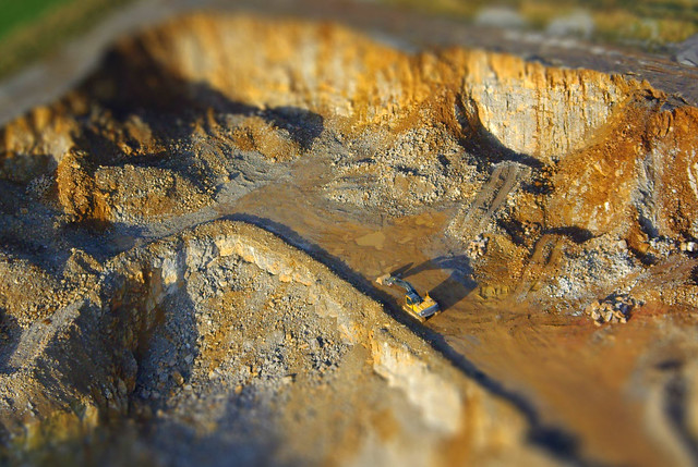 Quarry Tiltshift