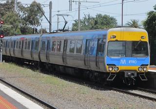 M...etro trains