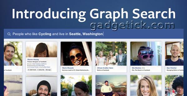 Graph Search социальный поиск Facebook