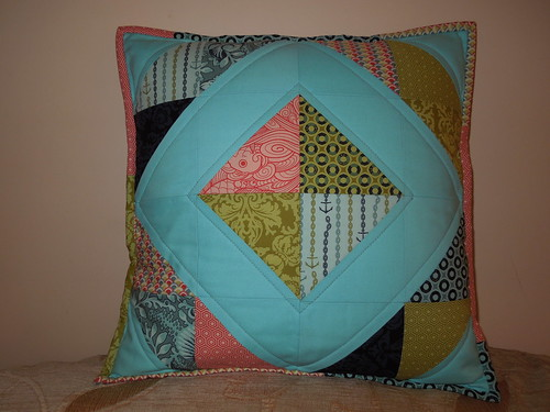 Neptune Cushion Complete
