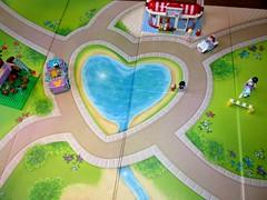Heartlake City Playmat