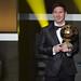 FIFA Aranylabda átadás 2012 Zurich