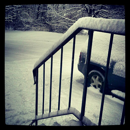 #snow #newengland #winter