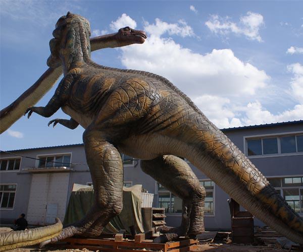 Animatronic恐龙全尺寸