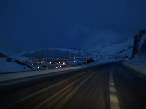 Puente de San Anton en Somport. 2 días y retirada para casa