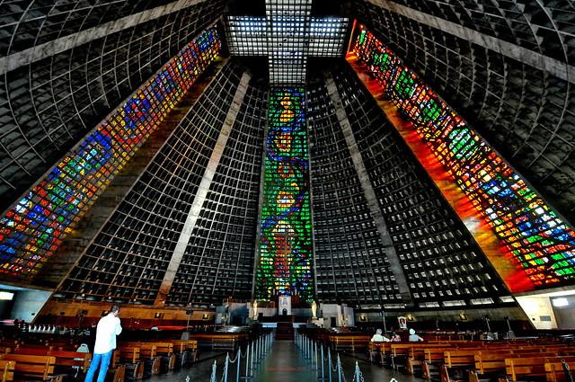 La cathédrale San Sebastian