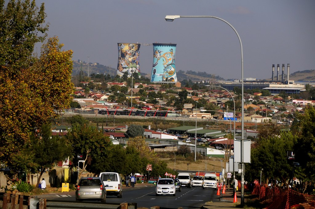 The Colours of Soweto