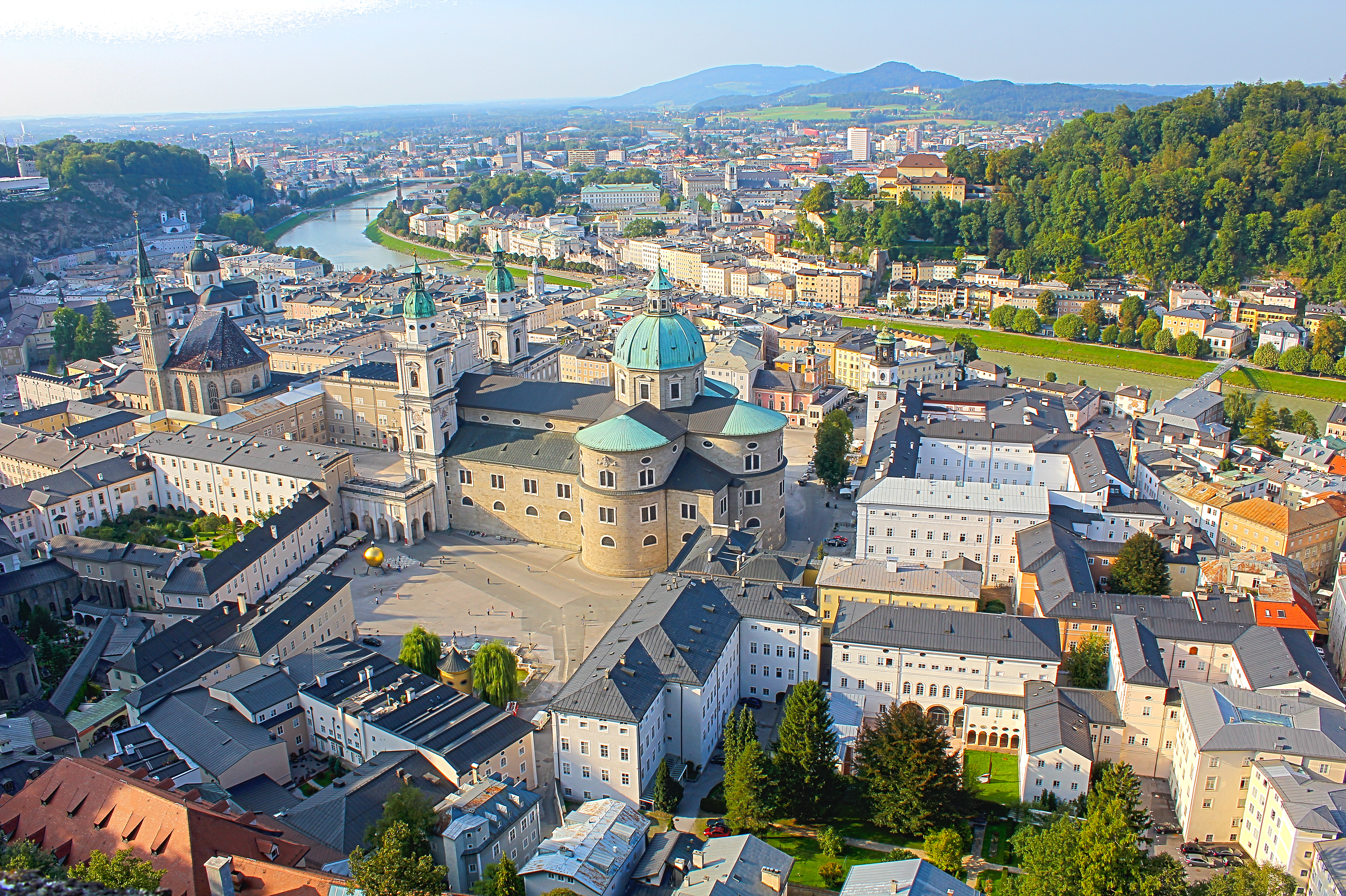 """Experience the beautiful countryside featured in """"The Sound of Music"""" on a day trip from Munich"""
