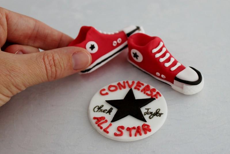 Converse Chuck Taylors Fondant Shoes