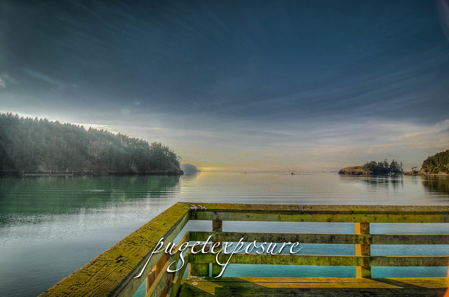 Bowman Pier, Deception Pass