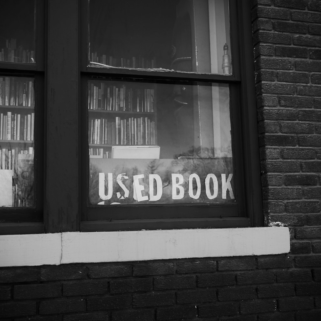 Bookstore, Downtown Albuquerque