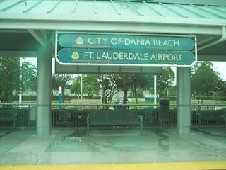 City of Dania Beach - Fort Lauderdale Airport