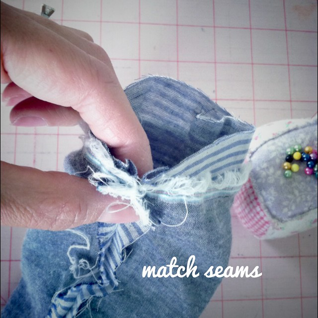 5-match seams