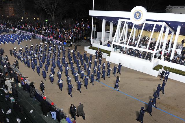 Presidential Inaugural Parade