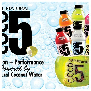 Coco5 All Natural Coconut Water Drink
