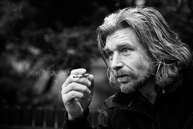 Der norwegische Autor