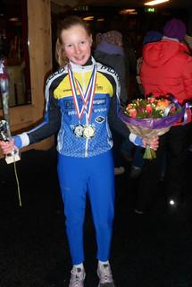 Famke Minne - pupillentoernooi Kardinge 27-1-2013