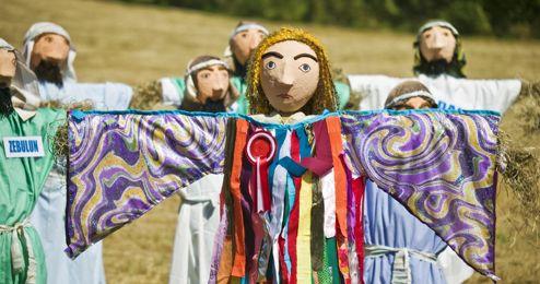 Torteval Scarecrow Festival