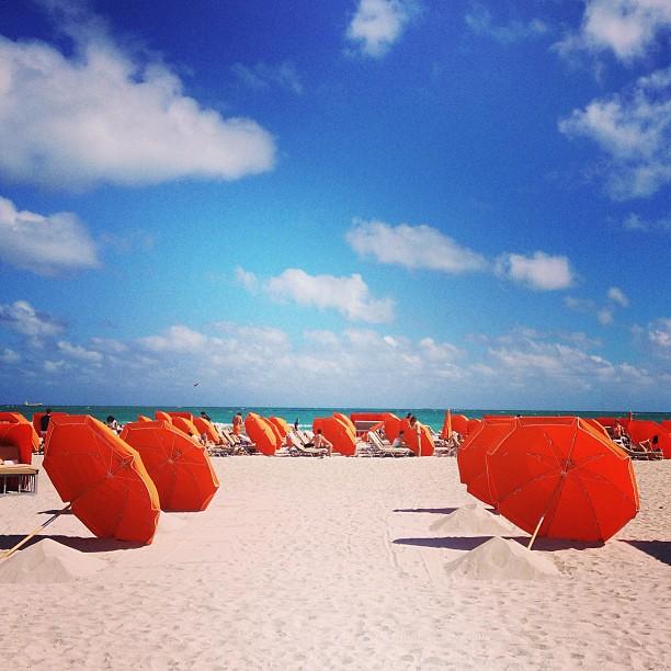 South Beach by CC user gelatobaby on Flickr