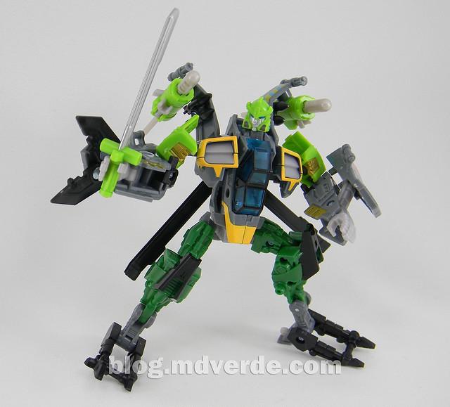 Transformers Springer Deluxe - Generations GDO - modo robot