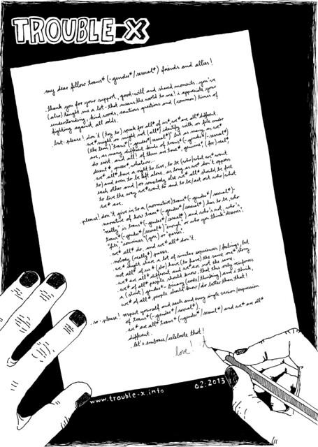 .open letter.