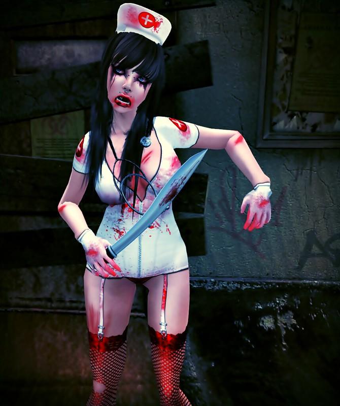 outfit -SU Crazy Nurse1