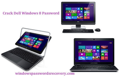 crack dell password windows 8