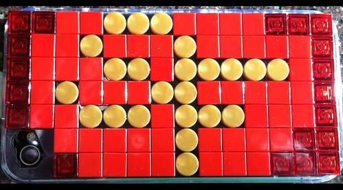 Go 49ers!   In Lego (iPhone Brickcase)