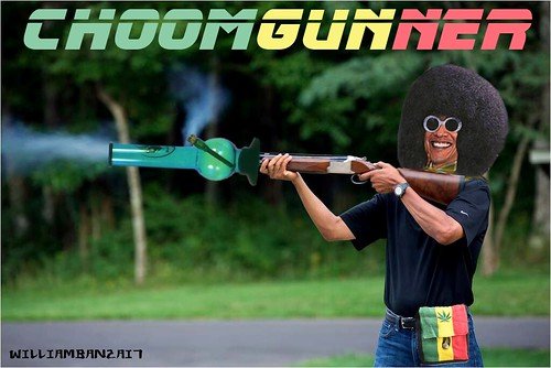 CHOOMGUNNER by Colonel Flick/WilliamBanzai7