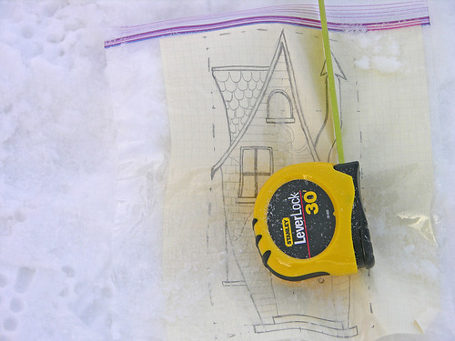 crooked house plans