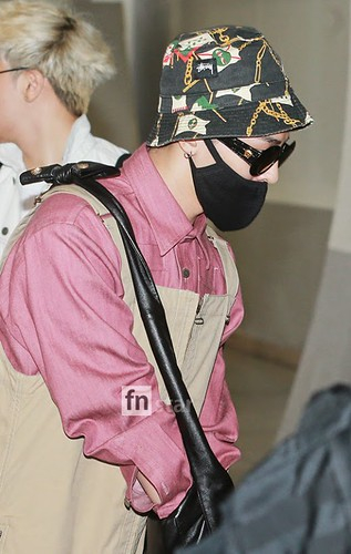 BIGBANG Gimpo to Jeju 2015-05-19 2015-05-19 21