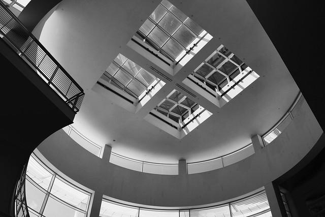 Getty Center Museum, Los Angeles, California.