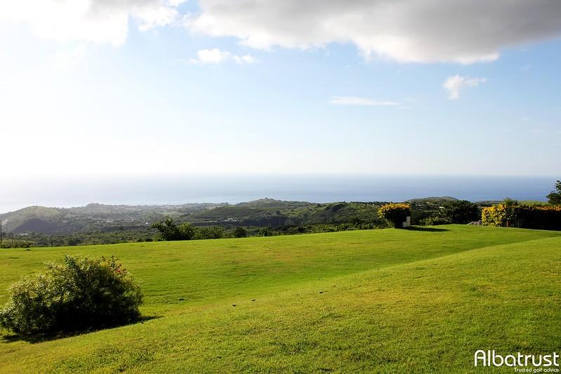 photo du golf Golf du Bassin Bleu - Parcours