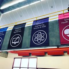 We are proud to present our #school banners. Which school are you part of?    #highesreducation #highered #college #classes #schools #school #students #pnw #washington #wa #seattle #seattleeastside #eastside #kirkland #kirklandwa #lakewashingtoninstituteo