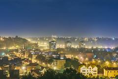 Autumn Night | Kaunas #268/365